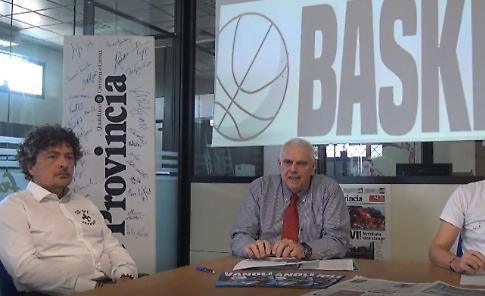 VIDEO Basket, la puntata di venerdì 19 aprile 2019 con Mattia Barcella
