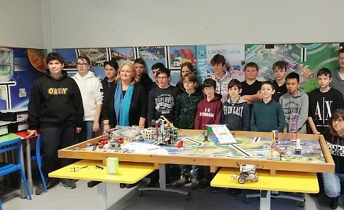 First Lego League: gli studenti di IoRobot  protagonisti al concorso