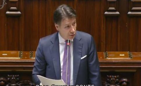 VIDEO Informativa urgente del premier Giuseppe Conte