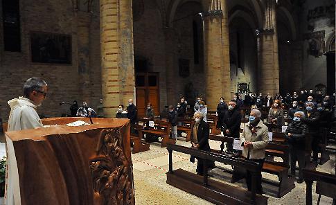 VIDEO Padre Gigi in Cattedrale a Crema