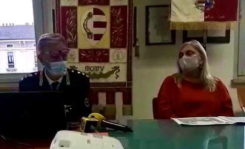 Polizia Locale, Sforza: «Un anno difficile»