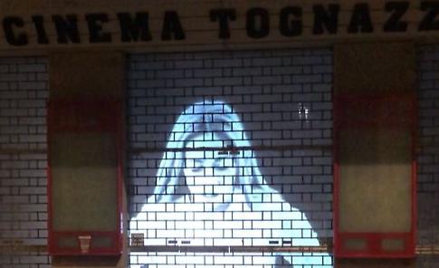 VIDEO Un fantasma riaccende il Cinema Tognazzi