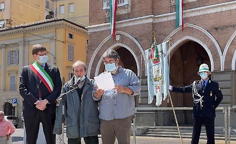 VIDEO Casalmaggiore, le celebrazioni del 25 Aprile