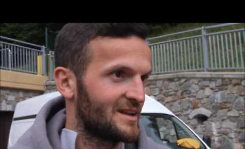 Cremonese, intervista al portiere Samir Ujkani