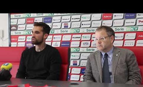 """Caracciolo: """"Torno a Cremona più maturo e molto motivato"""""""
