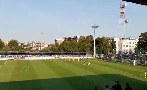 VIDEO Pergolettese-Arezzo, il prepartita