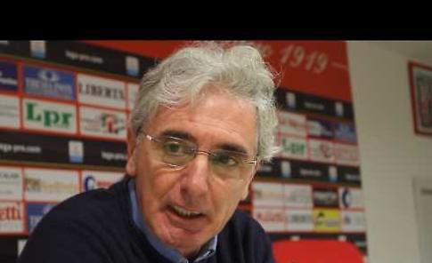 Intervista a Stefano Giammarioli dopo Piacenza - Cremonese 3-0