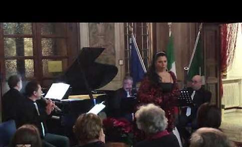 VIDEO Il concerto di Capodanno di Vho di Piadena