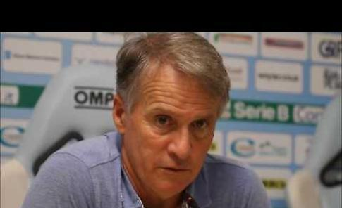 VIDEO Tim Cup, Entella-Cremonese: intervista a mister Attilio Tesser