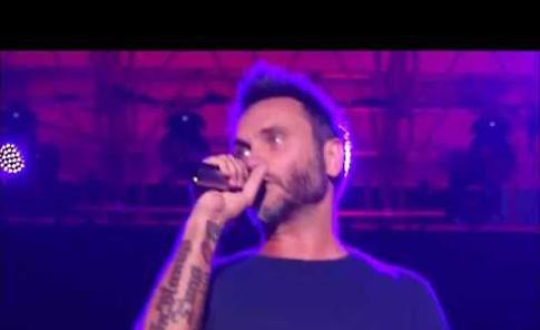 VIDEO Il concerto di Nek di lunedì 10 luglio a Cremona