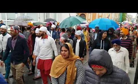 VIDEO Il corteo Sikh a Casalmaggiore