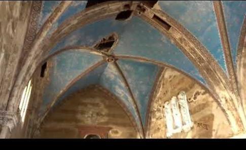 Vho, recuperati gli affreschi della chiesetta della Motta