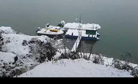 Nevicata copiosa anche  a Casalmaggiore e nel Casalasco