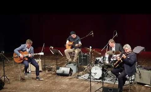VIDEO Al Comunale Peter Bernstein & Guido Di Leone to Jim Hall