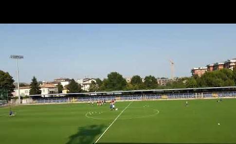 VIDEO Pergolettese-Reggiana al Voltini