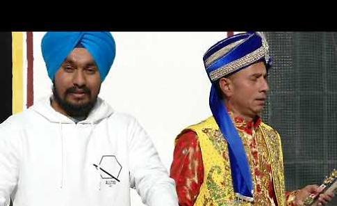 VIDEO Il gruppo musicale indiano di Pontirolo