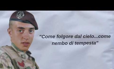 VIDEO Commemorazione del 25esimo della scomparsa del caporal maggiore Rossano Visioli