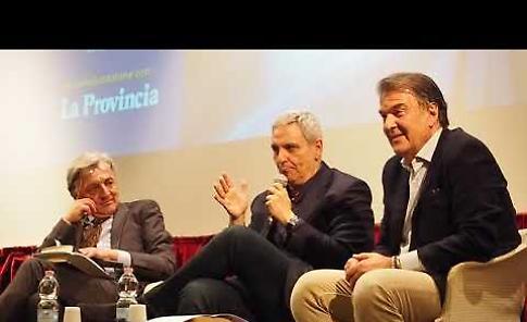 VIDEO Maurizio De Giovanni al teatro Filo di Cremona per Giallo a Palazzo