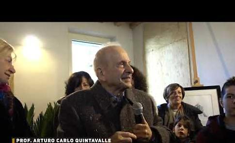 VIDEO Mostra fotografica I Paisan di Giuseppe Morandi a Piadena