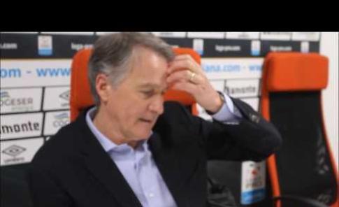 Intervista a Attilio Tesser dopo Giana- Cremonese 2-1