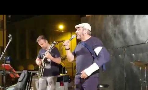 VIDEO I Maquis 4 tet hanno ieri sera aperto la Fiera di Piazza Spagna