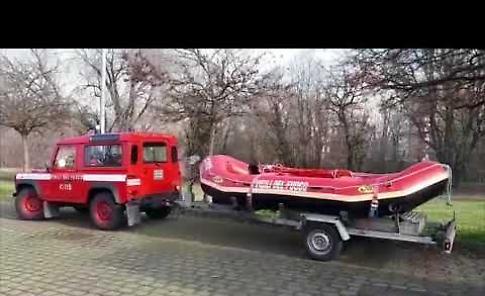 VIDEO Scomparso nel fiume Serio a Crema: le ricerche