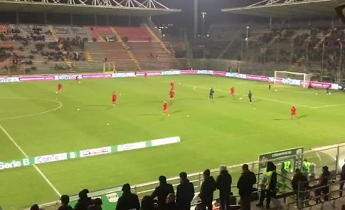 VIDEO Cremonese-Bari: così in campo