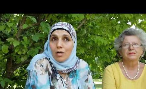 """Intervista a Naima Boubnan presidente delle""""Donne del Maghreb'"""