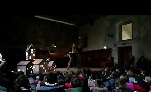 VIDEO1 Lo spettacolo di Santa Lucia