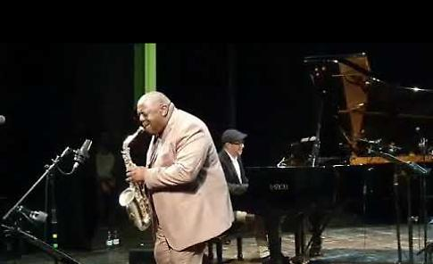 VIDEO Video Tribute to Charlie Parker al Comunale di Casalmaggiore