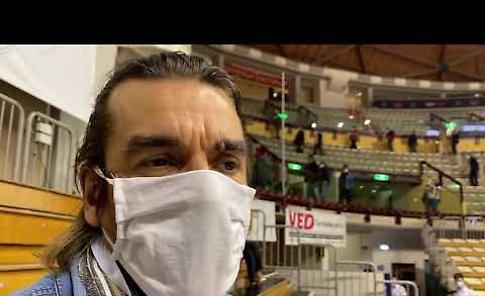VIDEO Trieste-Vanoli, il commento alla partita