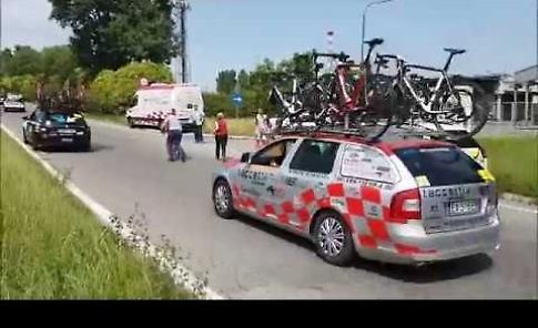 Il Giro d'Italia Under 23 sulle strade cremonesi