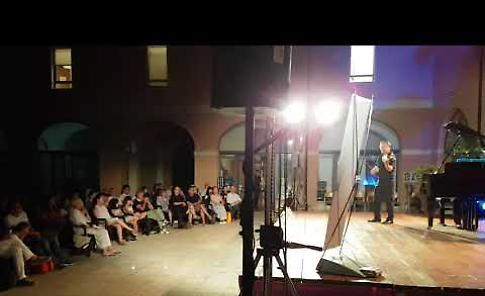 VIDEO - Concerto inaugurale dell'International Music Festival