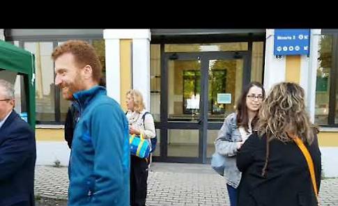 VIDEO Primavera in stazione con il comitato TrenoPonteTangenziale