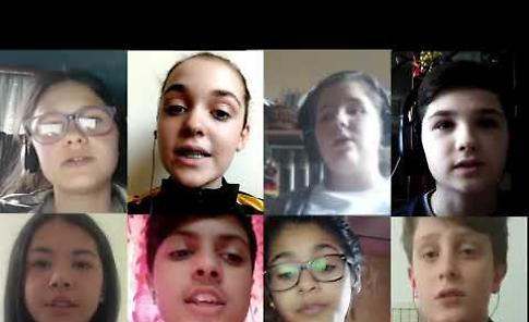 VIDEO Virus Fase 2: 'If I Only Had A Brain', progetto della scuola secondaria di San Matteo