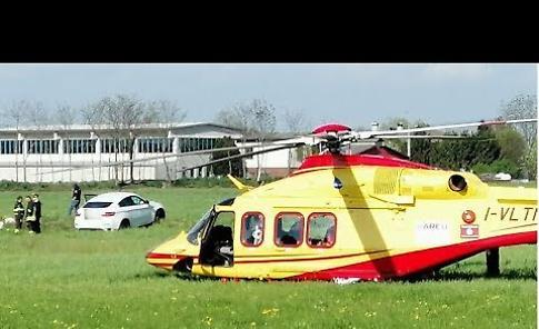 VIDEO Fuoristrada sulla provinciale 90: ferita una 50enne