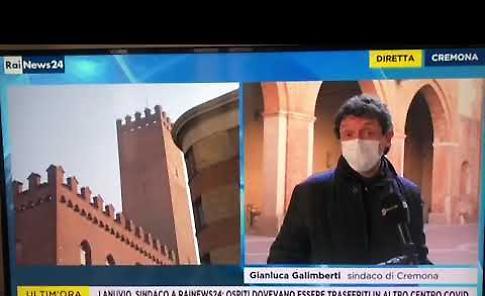 VIDEO Il sindaco Galimberti: 'I dati a Cremona sono buoni, serve la deroga alla zona rossa'
