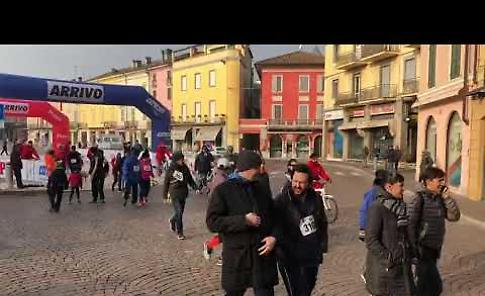 VIDEO La partenza della Maratonina 2019