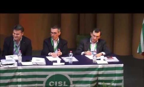 Cisl-Asse del Po, prima volta a congresso