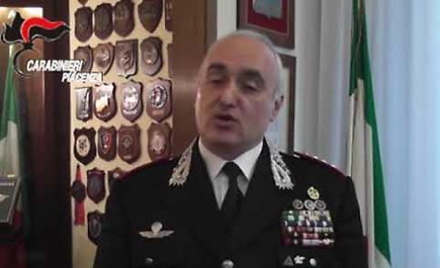 VIDEO Guerriglia a Piacenza, le dichiarazioni del colonnello Corrado Scattaretico