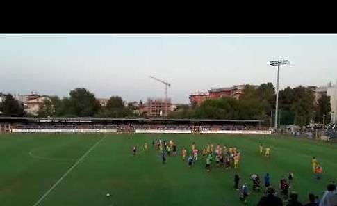 VIDEO Pergolettese-Arezzo 1-1: il commento di Dario Dolci