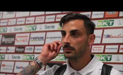 VIDEO Cittadella Cremonese 1-3: le parole di Adriano Montalto