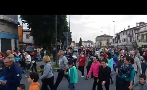 'Correre per la vita',   marcia contro la leucemia infantile
