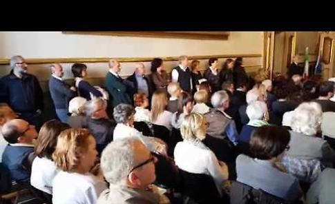 VIDEO La presentazione del libro di don Bruno Bignami 'Un'arca per la società liquida'
