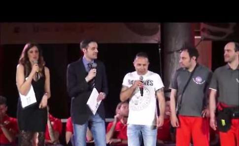 VIDEO La festa in città per la promozione della Cremonese in Serie B