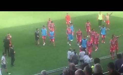 VIDEO Riscatto grigiorosso, Crotone battuto 2-1