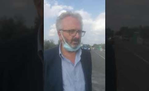 VIDEO Ponte Verdi:  Giovanni Bertocchi, delegato viabilità provincia di Parma