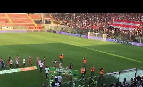 VIDEO - Il prepartita di Cremonese - Spezia