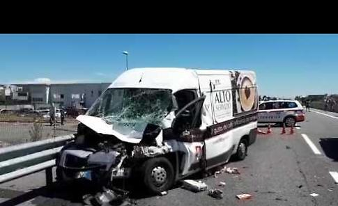 IL VIDEO - Incidente mortale sulla Paullese