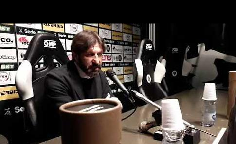 VIDEO Spezia-Cremonese 3-2: Rastelli in conferenza stampa